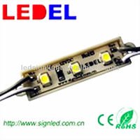 SMD3912*3 0.24Watt waterproof led moduleds auctions lots