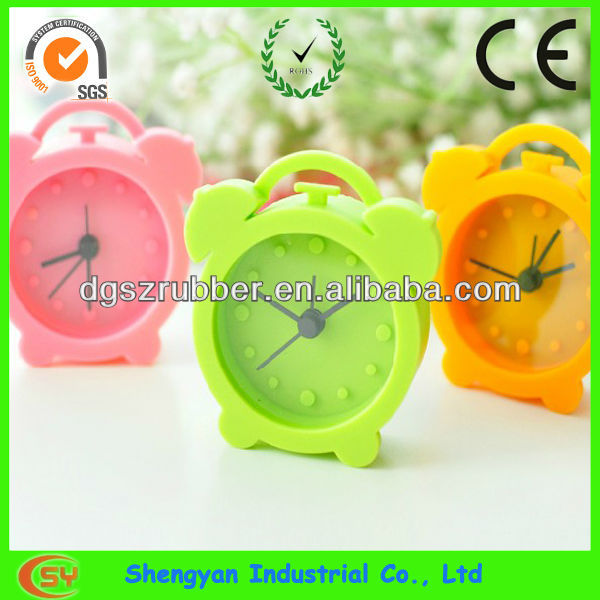 carpet alarm clock/ajanta wall clock models for Christmas