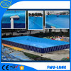 China original manufacturer outdoor above ground pvc frame pools/steel frame pool