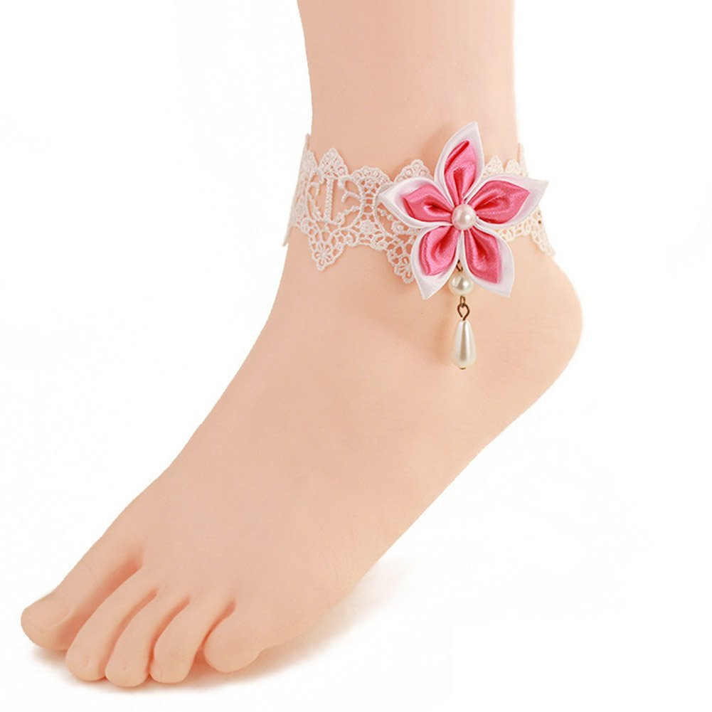 wax ankle waterproof etsy pin custom from favorite bracelet my anklet s string personal shop com a