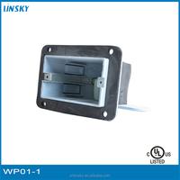 Linsky WP01-1 Plastic Weatherproof Enclosures Junction Box