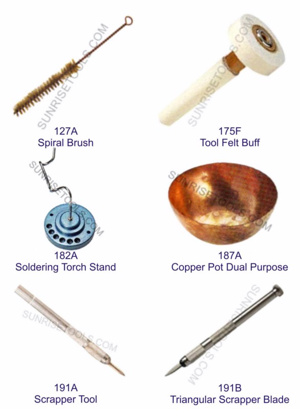 Soldering & Desoldering Paste, Copper Pot, Jewelry Tools