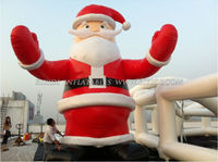 Santa Claus balloon inflatable party decorations C1032