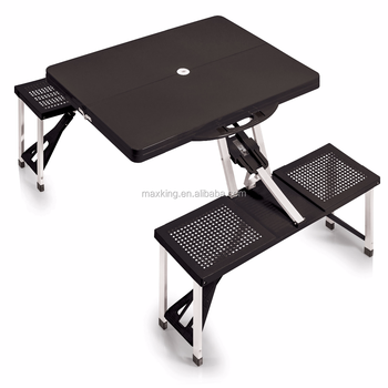 Aluminum FrameAbs Table TopPp Seat Picnic Table Buy Portable - Aluminum picnic table frame