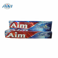 OEM cheap Private Label brand Fluoride Whitening Toothpaste Manufacturer