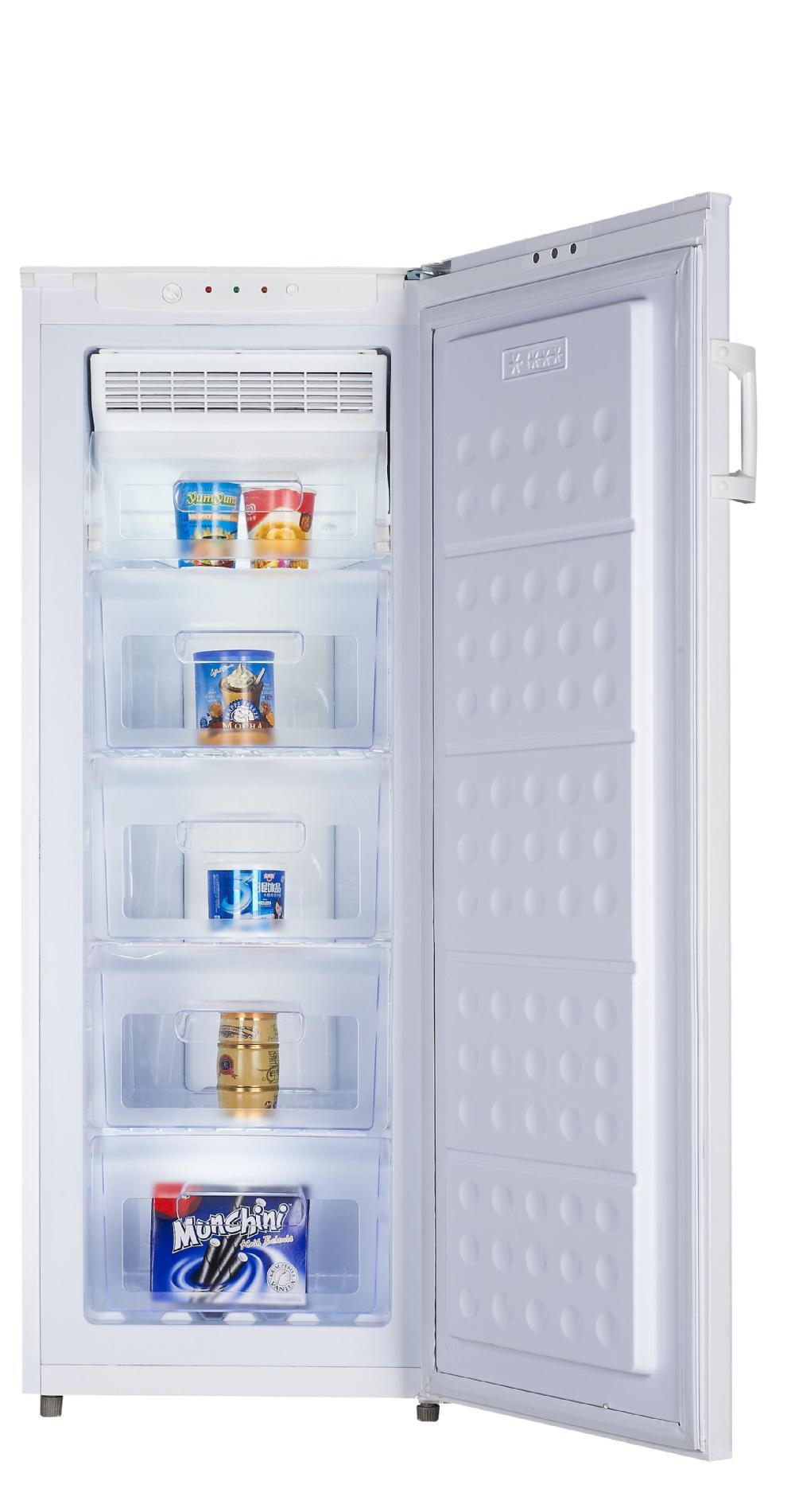 156l vertical sans givre cong lateur chambre avec 5 tiroirs buy mini gel sans gel chambre. Black Bedroom Furniture Sets. Home Design Ideas