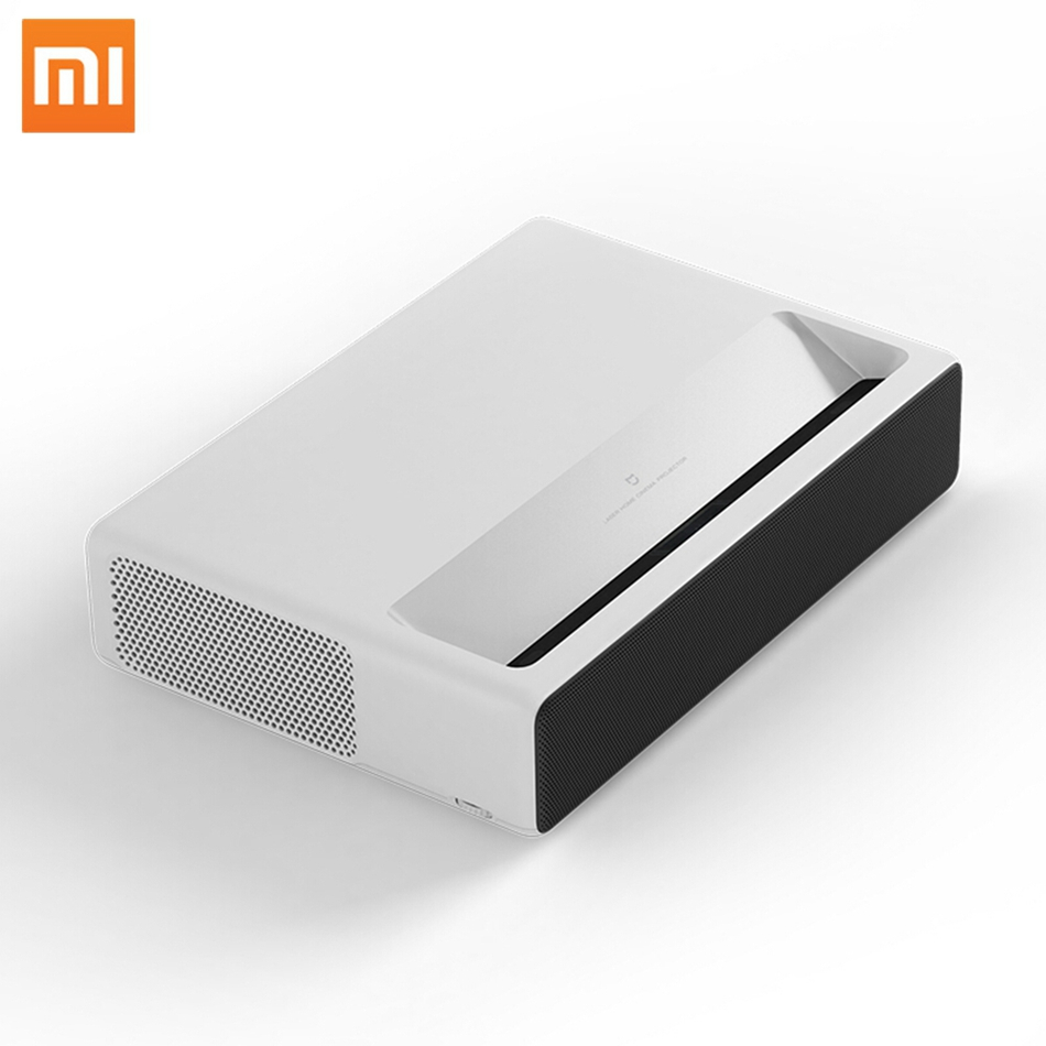 cheap xiaomi laser 4K mobile full tv projector hd