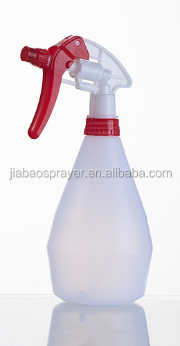Good atomizer 500ml sprayer/ small trigger 500ml sprayer/Red nozzle 500ML hand sprayer