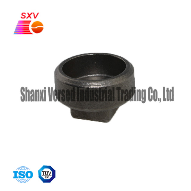 Ductile iron pipe fitting accessories pipe tee fitting