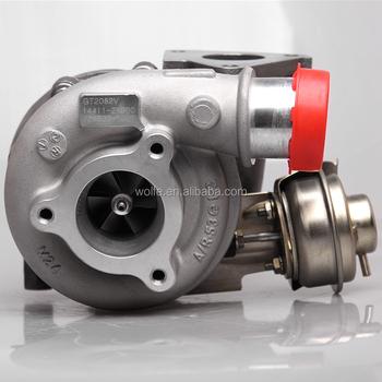 Gt2052v Turbocharger 14111-2x900 For Nnissan Patrol Zd30