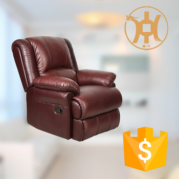 Hc-h003 Heated Recliner Chair China With Memory Foam