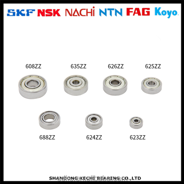 China factory Miniature NSK miniature Deep groove ball <strong>bearing</strong> 625Z 626Z