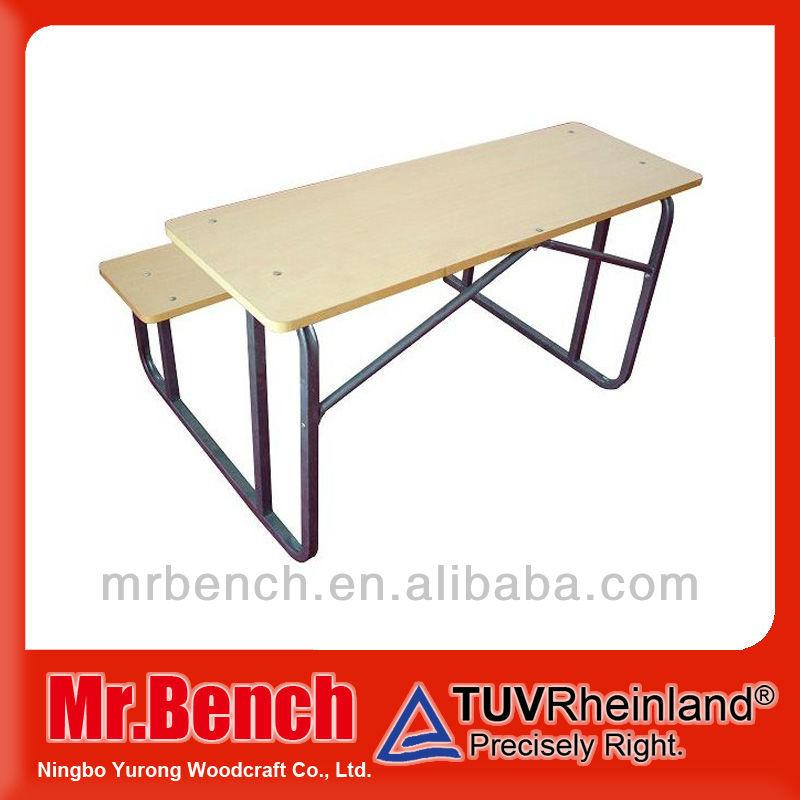 doppel schule schreibtisch und stuhl holztisch produkt id 852375396. Black Bedroom Furniture Sets. Home Design Ideas