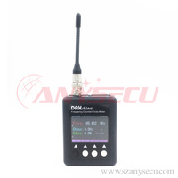 SURECOM Frequency meter SF401 SF-401 Frequency Counter 27Mhz-3000Mhz Radio Portable Frequency Counter meter with CTCCSS/DCS