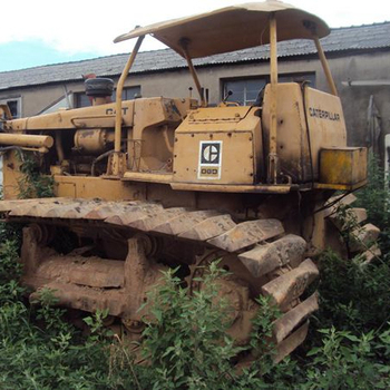 Used Cat D6c Bulldozer With Angle Blade Ripper,Good Quality Cat D6d D7h D6g  D6r Bulldozer For Sale - Buy Used Cat Bulldozer D6c Product on Alibaba com