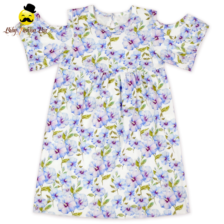 ca27234e7 Wholesale Kids Urban Clothing Cold Shoulder Baby Girls First