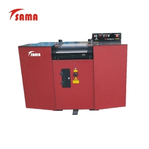 SAMA S420C Leather Splitting Machine 420mm Leather Processing Machine