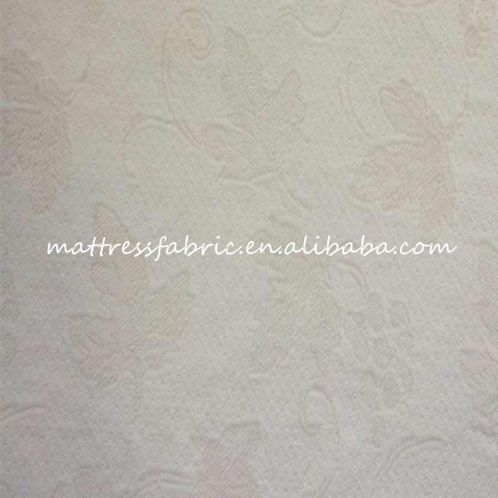 China made popular item CY 1102-6A 300gsm bamboo jacquard jersey knit fabric for foam mattress cover