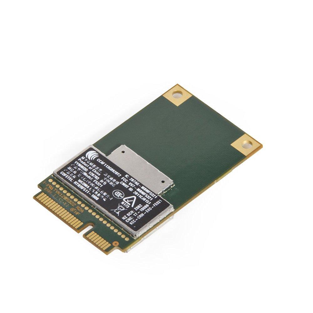HP 606493-801 HSPA eVDO WiFi wWan Card 531993-001 509064-002 Mini PCIe Board