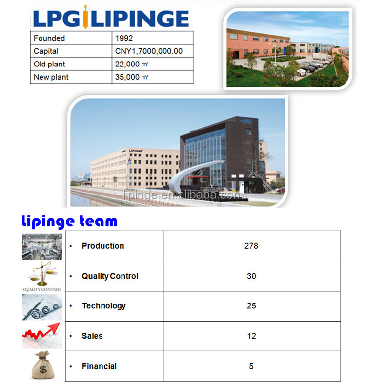 Lipinge Lift gas spring for OE 51247204366