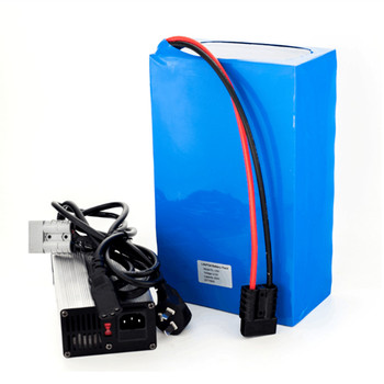 Rechargeable polymer lithium 48V 20Ah electric bike battery E-bike battery pack