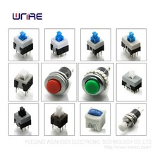 Good quality WNRE KAN push button switch KAN Key Press Switch