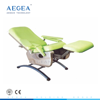 AG-XS104 approved medical laboratory equipment unique hospital bariatric phlebotomy chair