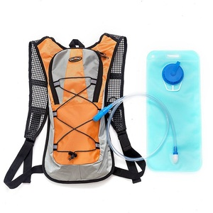 2017 high quality hydration pack water backpack bladder wholesale waterproof backpack
