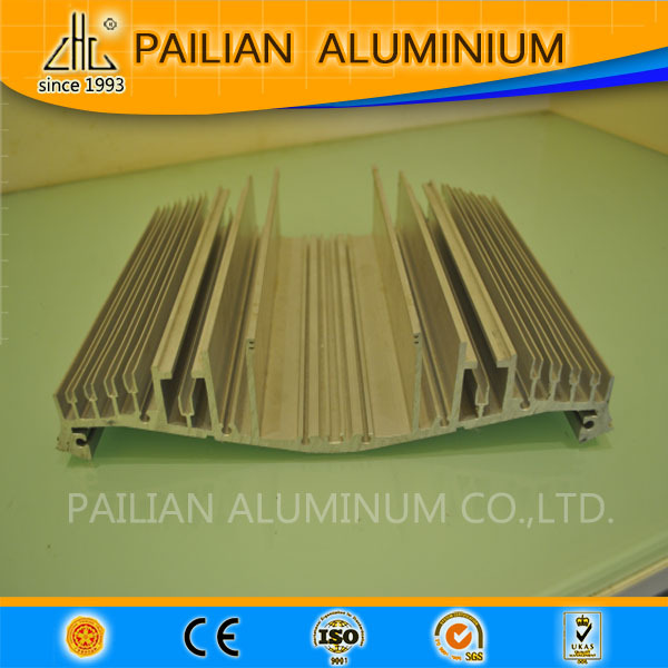 Best selling products 2014,semicircle shape heat sink aluminium price per kg in india