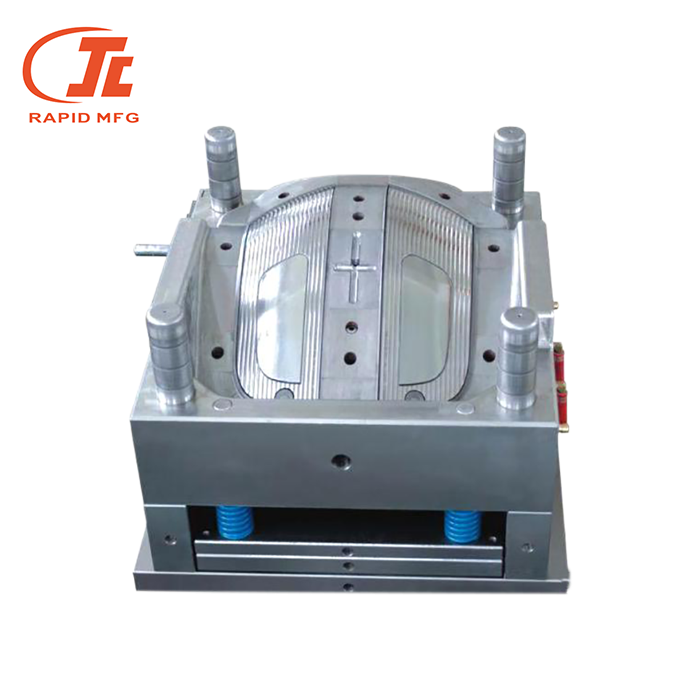 Electronic Plastic Molding Plastic Electronic Enclosure Mold <strong>Injection</strong>