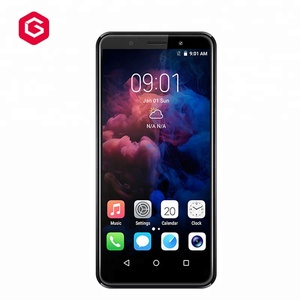 5.72 inch IPS QHD mobile phone K20 With MTK6580 3G android smartphone Support OEM With Your Brand