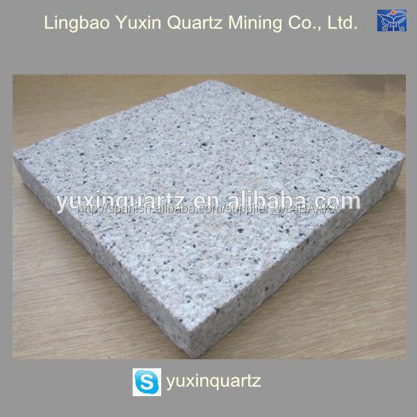 barato piso baldosas de granito de piedra precio bloque