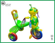 2015 carton design plastic toy tricycle baby tricycle high quality baby toy tricycle