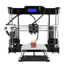 Original Manufacturer Anet A8-M 3D Printer Dual Extruder Big Size 220*220*240MM Desktop Reprap Prusa i3 DIY 3D Printer Kit