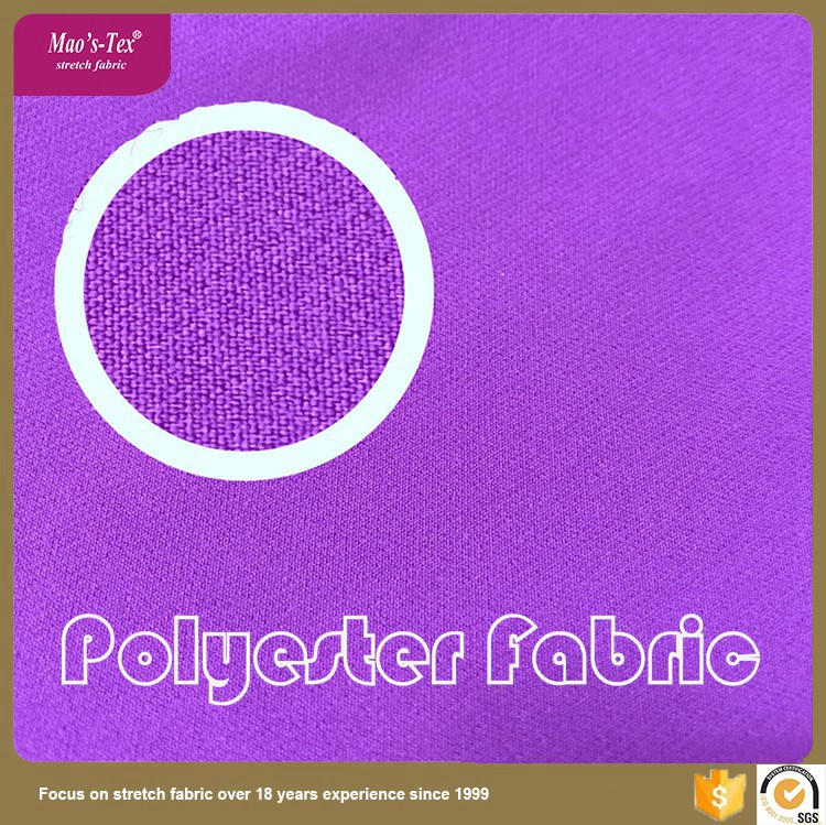 woven technology cloth material 2 layers style polyester 4 way stretch fabric