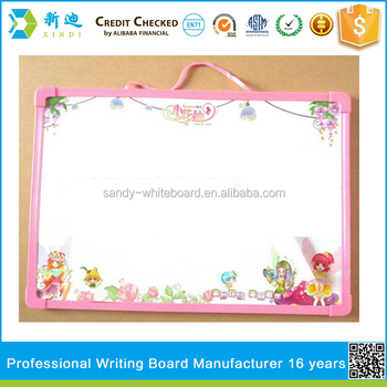 Lanxi Xindi Notice Board Decoration Dry Eraser Magnetic White