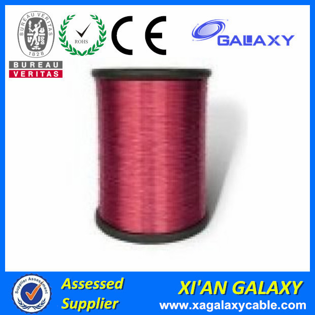 Quality arrurance atural color enameled coated aluminium armature wire for Industrial