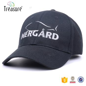 Custom hat supplier 100% cotton hats custom baseball cap hand embroidery  design wholesale a40ee566bad