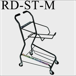 ST-M personal trolley canvas folding shopping smart cart