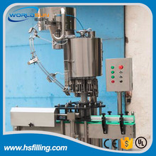 Automatic Metal Crown Cap Capping Machine Crown Capper