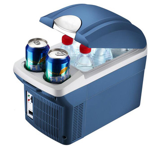 Dc 12v car portable fridge freezer refrigerator