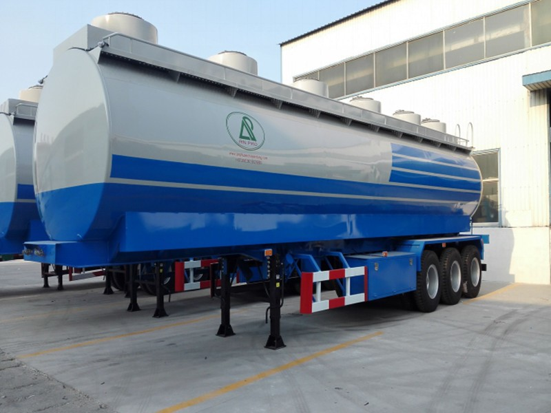 Factory direct good selling 3 axles fuel tanker semi-trailer for sale