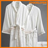 Ladies bathrobe wholesale in cheap Order cancelled shipment bathrobe stock lots