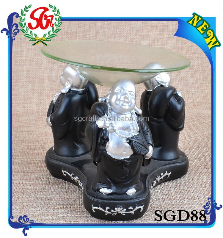 Sgd88 decoraci n del hogar figura de buda soriendo venta for Decoracion hogar al por mayor