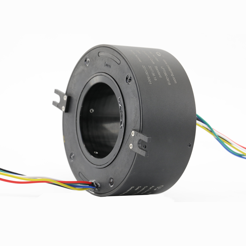 hollow bore slip ring