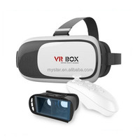vr box 2.0 bluetooth Easy to use performance and comfortable to wear