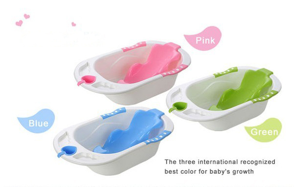 Lovely Style Large Plastic Portable Baby Bath Tub Price With Stand ...