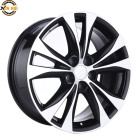 13 inch customized logo alloy wheel 16 inch suitable rims 17 inch 4x100 car wheels