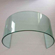 Curved Bent tempered toughened Glass