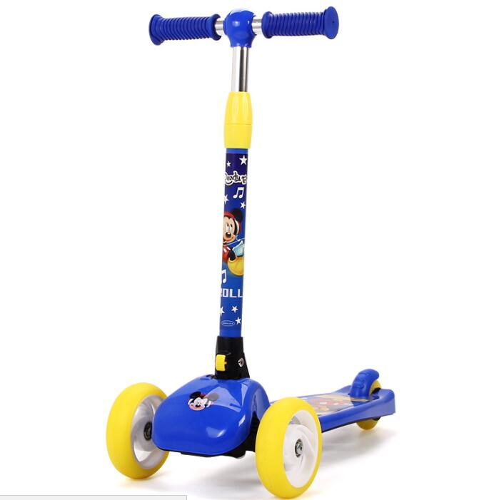 colorful beautiful  children/baby/kids mini scooter LYQ013